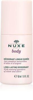 Nuxe Body дезодорант с шариковым аппликатором