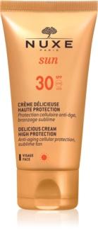 Nuxe Sun Face Sun Cream  SPF 30