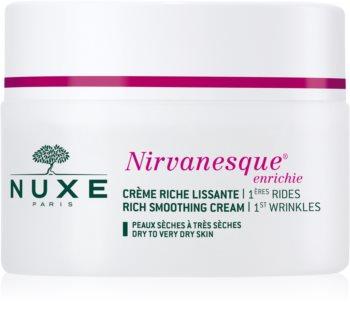Nuxe Nirvanesque creme suavizante  para pele seca a muito seca