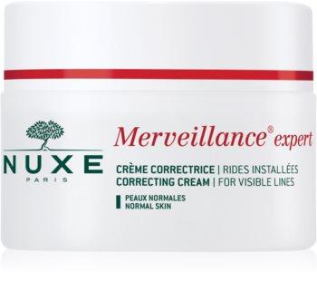 Nuxe Merveillance Expert ránctalanító krém normál bőrre..