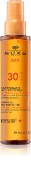 Nuxe Sun huile solaire SPF 30