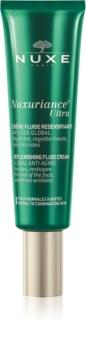 Nuxe Nuxuriance Ultra pomlađujuća fluidna krema za normalnu i mješovitu kožu lica