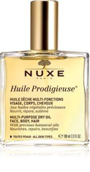 Nuxe Huile Prodigieuse večnamensko suho olje za obraz, telo in lase