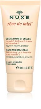 Nuxe Rêve de Miel crema per mani e unghie per pelli secche
