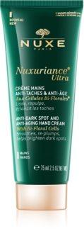 Nuxe Nuxuriance Ultra crema per le mani contro l'invecchiamento della pelle e le macchie pigmentarie