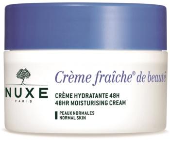 Nuxe Crème Fraîche de Beauté crema idratante per pelli normali