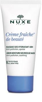 Nuxe Crème Fraîche de Beauté maseczka nawilżająca