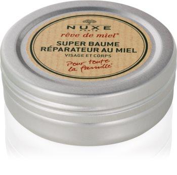 Nuxe Rêve de Miel regeneráló balzsam mézzel
