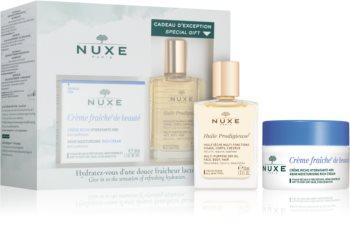 Nuxe Crème Fraîche de Beauté kosmetická sada II. pro ženy