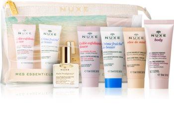 Nuxe My Beauty Essentials cestovní sada I. (na obličej a tělo) pro ženy