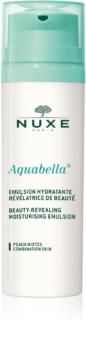 Nuxe Aquabella verschönernde und Feuchtigkeit spendende Emulsion für Mischhaut