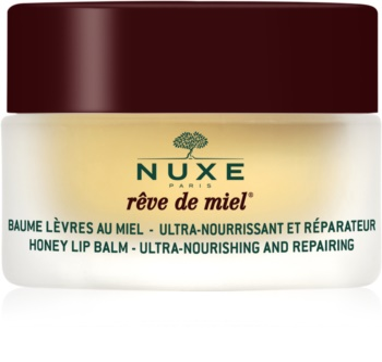 Nuxe Rêve de Miel Ultra θρεπτικό βάλσαμο χειλιών με μέλι