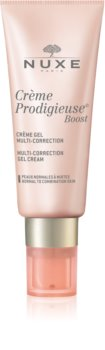 Nuxe Crème Prodigieuse Boost creme de dia multicorretor para pele normal a mista