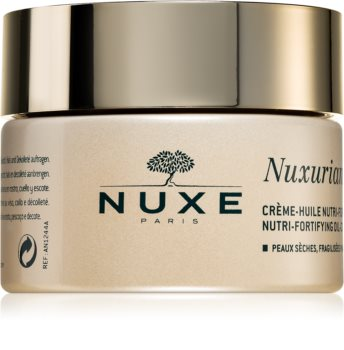 Nuxe Nuxuriance Gold Nourishing Oil Cream with a Strengthening Effect for Dry Skin