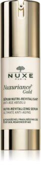 Nuxe Nuxuriance Gold revitalizačné pleťové sérum s vyživujúcim účinkom
