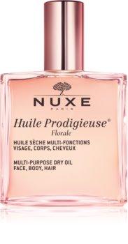 Nuxe Huile Prodigieuse Florale Monikäyttöinen Kuivaöljy Kasvoille, Vartalolle ja Hiuksille