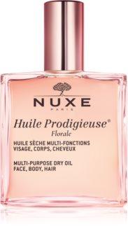 Nuxe Huile Prodigieuse Florale multifunktionales Trockenöl für Gesicht, Körper und Haare