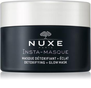 Nuxe Insta-Masque detoxikačná pleťová maska pre okamžité rozjasnenie