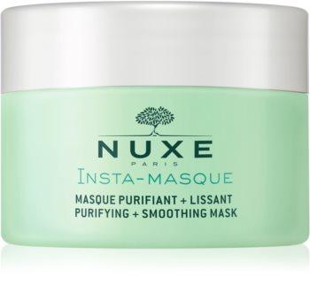 Nuxe Insta-Masque maseczka oczyszczająca o działaniu wygładzającym