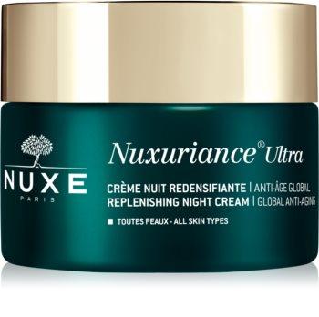 Nuxe Nuxuriance Ultra crema de completare pentru noapte.