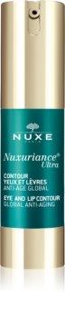 Nuxe Nuxuriance Ultra protivrásková starostlivosť na očné okolie a pery