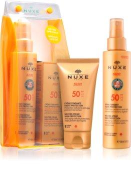 Nuxe Sun kozmetická sada na opaľovanie