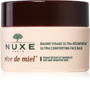 Nuxe Rêve de Miel Intense Soothing Balm for Sensitive and Dry Skin