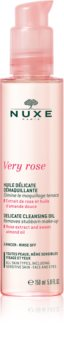 Nuxe Very Rose Gentle Cleansing Oil for Face and Eyes
