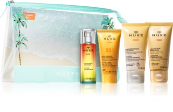 Nuxe Sun kit voyage III. (solaire) pour femme