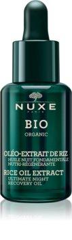 Nuxe Bio Regenerating Night Serum for Normal to Dry Skin