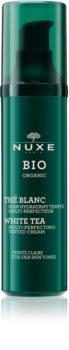 Nuxe Bio crema hidratante facial con color