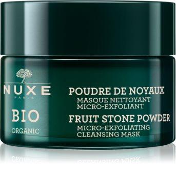Nuxe Bio eksfolijacijska maska za sve tipove kože