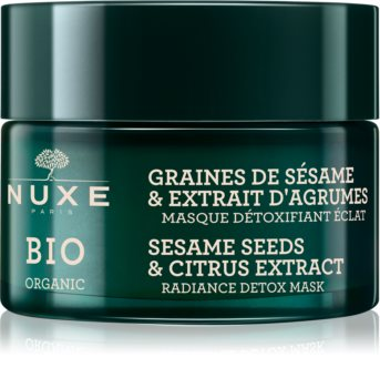Nuxe Bio Detoxifying Mask with Brightening Effect