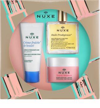 Nuxe Crème Fraîche de Beauté подарунковий набір II. для жінок