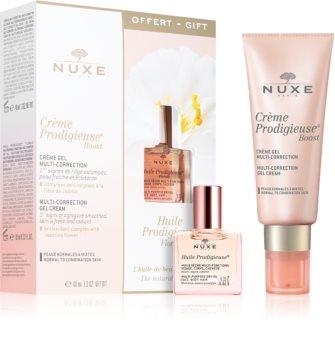 Nuxe Crème Prodigieuse Boost lote de regalo IX. (para mujer)