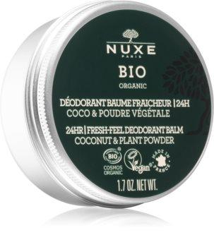 Nuxe Bio Organic izzadásgátló deo stift