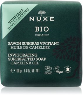 Nuxe Bio Organic nährende Seife