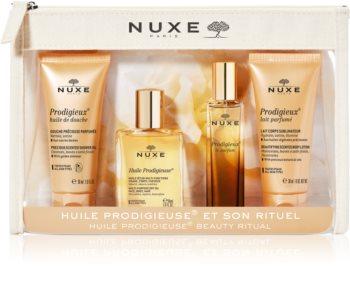 Nuxe Prodigieux utazási készlet II. hölgyeknek