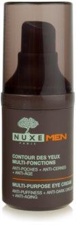 Nuxe Men crème anti-rides yeux anti-poches et anti-cernes
