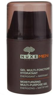 Nuxe Men gel idratante per tutti i tipi di pelle