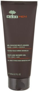 Nuxe Men gel de duș pentru toate tipurile de piele