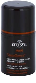 Nuxe Men Nuxellence fluid energizant împotriva îmbătrânirii pielii