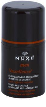 Nuxe Men Nuxellence енергизиращ флуид против стареене на кожата