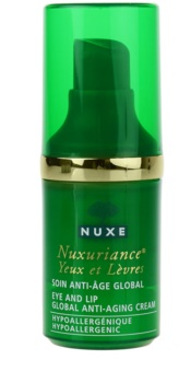 Nuxe Nuxuriance crema antiarrugas contorno de ojos antibolsas y antiojeras