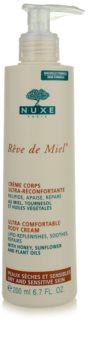 Nuxe Rêve de Miel creme corporal para pele seca