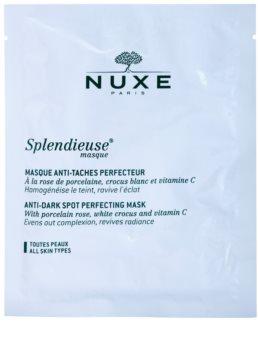 Nuxe Splendieuse maschera contro le macchie della pelle