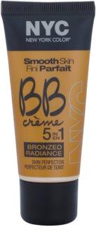 NYC Smooth Skin Bronzed Radiance BB cream bronzeador