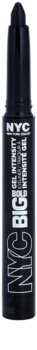NYC Big Bold Gel Intensity delineador de olhos