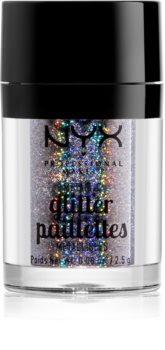 NYX Professional Makeup Glitter Goals Metallic-Glitter für Gesicht und Körper