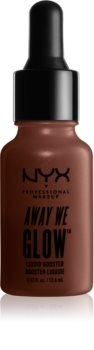 NYX Professional Makeup Away We Glow enlumineur liquide en gouttes